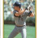 1990 Bowman 393 B.J. Surhoff