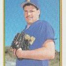 1990 Bowman 470 Mike Schooler