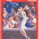 1990 Donruss 195 Alfredo Griffin