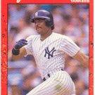 1990 Donruss 74 Jesse Barfield
