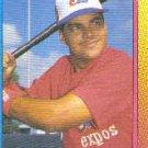 1990 Topps Traded 80T Junior Noboa