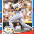 1991 Donruss 326 Dave Henderson