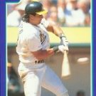 1991 Score #1 Jose Canseco