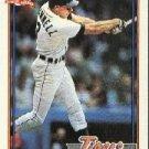 1991 Topps 275 Alan Trammell