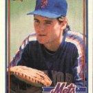1991 Topps 457 Todd Hundley