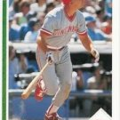 1991 Upper Deck 135 Chris Sabo