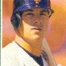 1991 Upper Deck 557 Mark Leonard RC