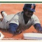 1991 Upper Deck 754 Tony Fernandez