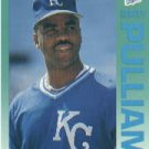 1992 Fleer 166 Harvey Pulliam