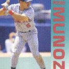 1992 Fleer 212 Pedro Munoz