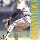 1992 Fleer 30 Mark Williamson