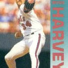 1992 Fleer 61 Bryan Harvey UER