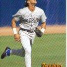 1993 Ted Williams #151 Juan Gonzalez
