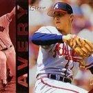 1994 Select 87 Steve Avery