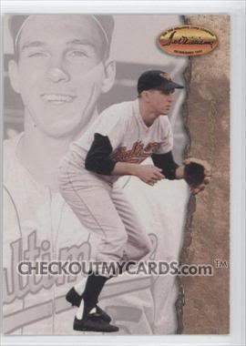 1994 Ted Williams #10 Brooks Robinson