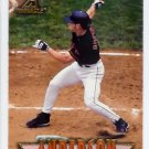 1997 New Pinnacle #78 Brady Anderson