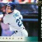 1997 Pinnacle X-Press #126 Jose Cruz Jr. RC