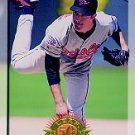 1998 Leaf #43 Mike Mussina