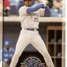 1998 Leaf #78 Carlos Delgado