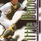 1998 SkyBox Dugout Axcess #108 A.J. Hinch