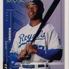 1999 Upper Deck MVP 102 Dee Brown