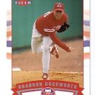 1988 Topps #1 Vince Coleman