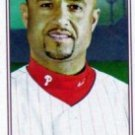 2010 Topps 206 Mini Piedmont #78 Placido Polanco
