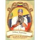 2009 Topps Allen and Ginter National Pride #NP37 Johan Santana