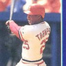 1991 Score #54 Milt Thompson