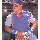 1992 Donruss #289 Ivan Rodriguez