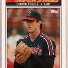 1990 K-Mart 28 Chuck Finley