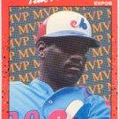 1990 Donruss Bonus MVP's #BC7 Tim Raines