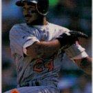 1993 Donruss #395 Shane Mack