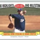 2009 O-Pee-Chee Highlights and Milestones #HM15 CC Sabathia