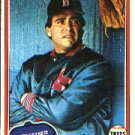 1981 Topps #525 Mike Torrez