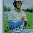1982 Topps #677 Alfredo Griffin
