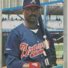 1989 Fleer 589 Terry Blocker
