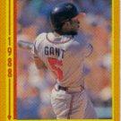 1988 Score #647 Ron Gant RC