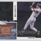 1998 SPx Finite #341 Moises Alou TW
