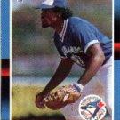 1988 Donruss #565 Cecil Fielder