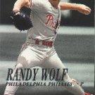 2000 SkyBox Dominion #193 Randy Wolf