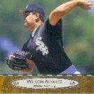 1996 Upper Deck #306 Wilson Alvarez