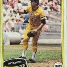 1981 Topps #168 Don Robinson DP