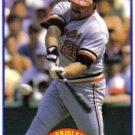 1989 Score #590 Jim Traber