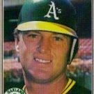 1983 Fleer #515 Jeff Burroughs