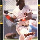 1987 Donruss #141 Garry Templeton