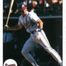 1990 Upper Deck #141 Jeff Treadway