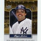 2008 Yankee Stadium Legacy Historic 4181 REGGIE JACKSON