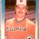 1987 Fleer #482 Jim Traber