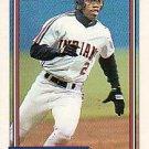 1992 Topps #170 Alex Cole